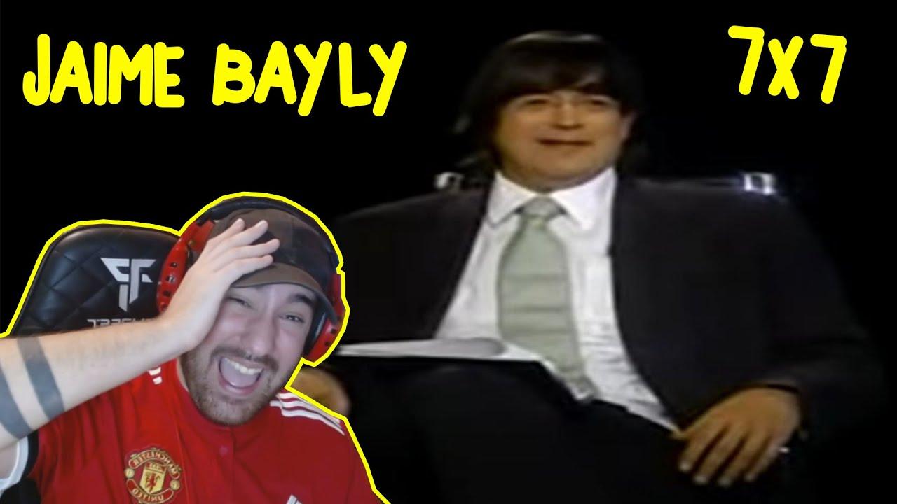 Jaime Bayly 7x7 El Francotirador Reaccion Youtube .jaime bayly todos te queremos por eso jaime, jaime bayly siempre en frecuencia latina. jaime bayly 7x7 el francotirador reaccion