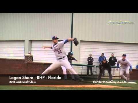 Logan Shore - RHP - Florida