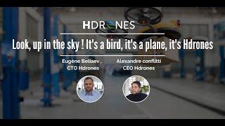 Tech Leaders Club - Comment la livraison par drone peut répondre aux enjeux du dernier kilomètre ?