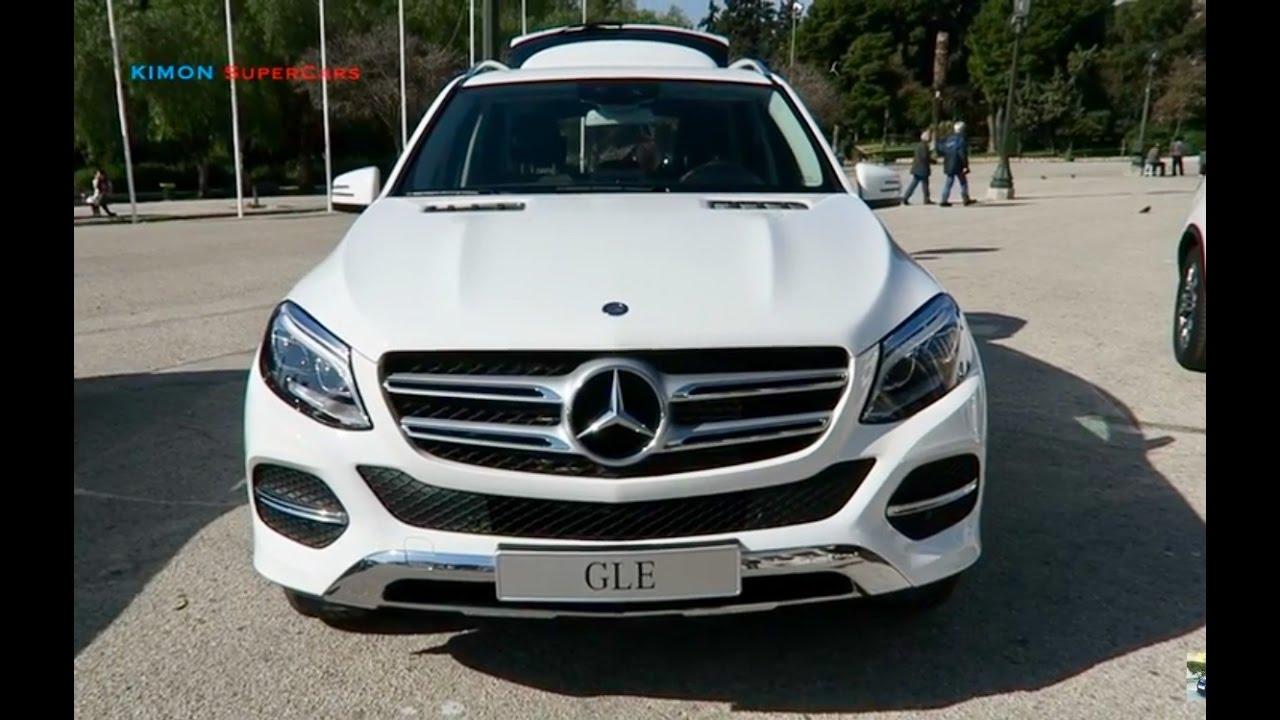 New 2017 Mercedes Benz Gle Exterior And Interior