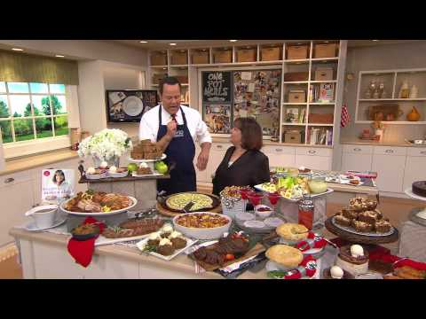 """""""Make It Ahead"""" Cookbook by Ina Garten with David Venable"""