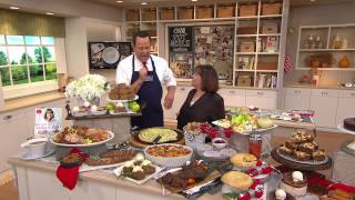 """Make It Ahead"" Cookbook by Ina Garten with David Venable"