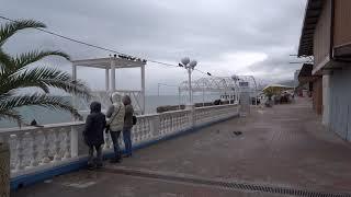 Крымский полуостров 19.04.1783 года был принят под Российскую державу. Лазаревское, Центральный пляж