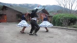 Baile El Gato Conjunto AmayCanta