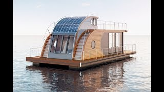 6 Great Houseboats | WATCH NOW !