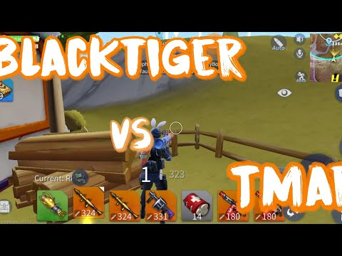 TMAR VS BLACKTIGERV WHOLE TEAM | SOLO FIRETEAM | WHO WINS??