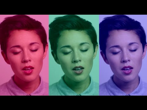 Chandelier - Sia (Cover by Kina Grannis) - YouTube