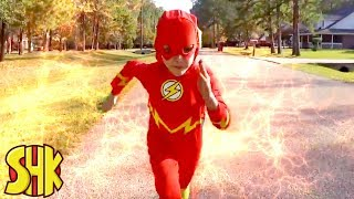 - THE FLASH SuperHero Kids Classics Compilation