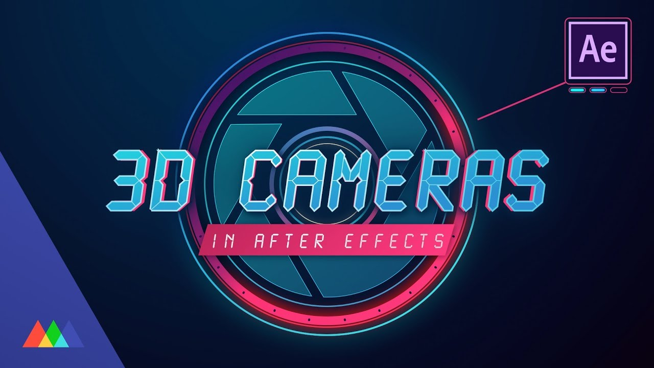 Working with Cameras in After Effects