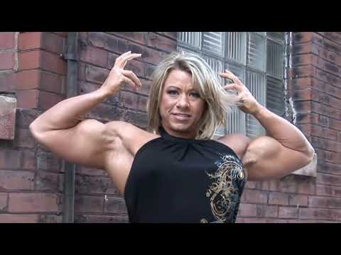 Female Bodybuilding muscle women FBB