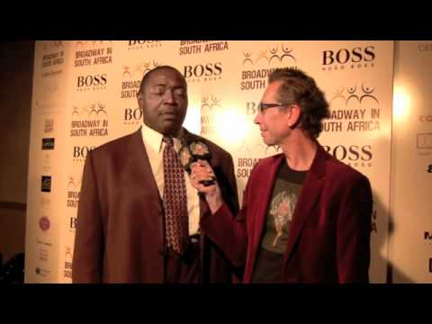 Broadway in South Africa Gala Celebrity Interviews