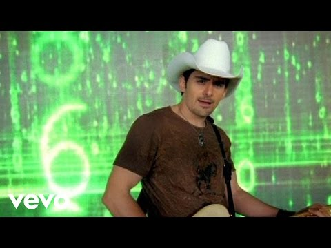 Brad Paisley - Online (Official Video)