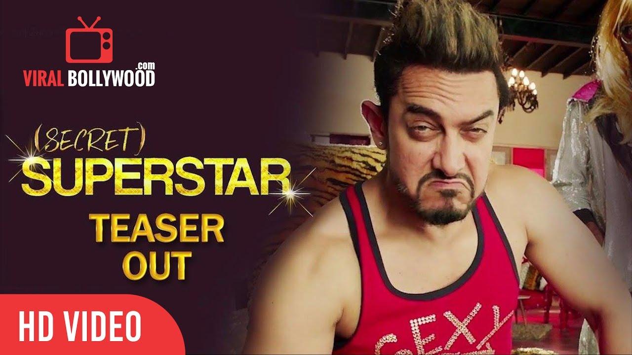 Secret Superstar Teaser Launch Press Conference Aamir
