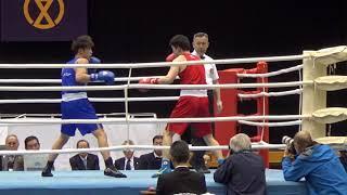 H30  カメラ版山根杯L級  森坂嵐  対  木村蓮太朗  ボクシング 嵐 検索動画 28