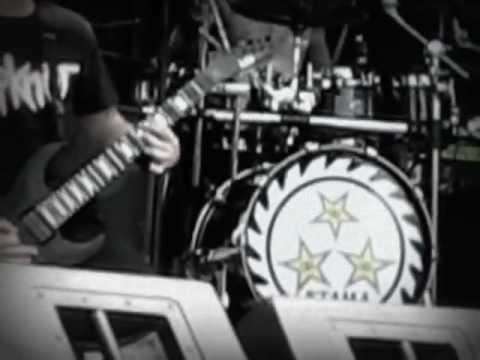 Whitechapel - I, Dementia + Section 8 - Rockstar Mayhem Festival 2012 @ Saratoga Springs 7/31/2012