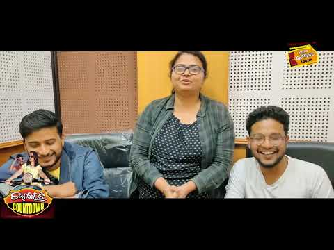 RJ Komal With Singer Kuldeep Pattanaik Kd & Swayam Singh In The Show Choklate Countdown
