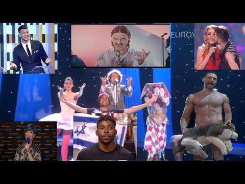 EUROVISION best jokes