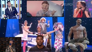 EUROVISION best jokes & funny moments
