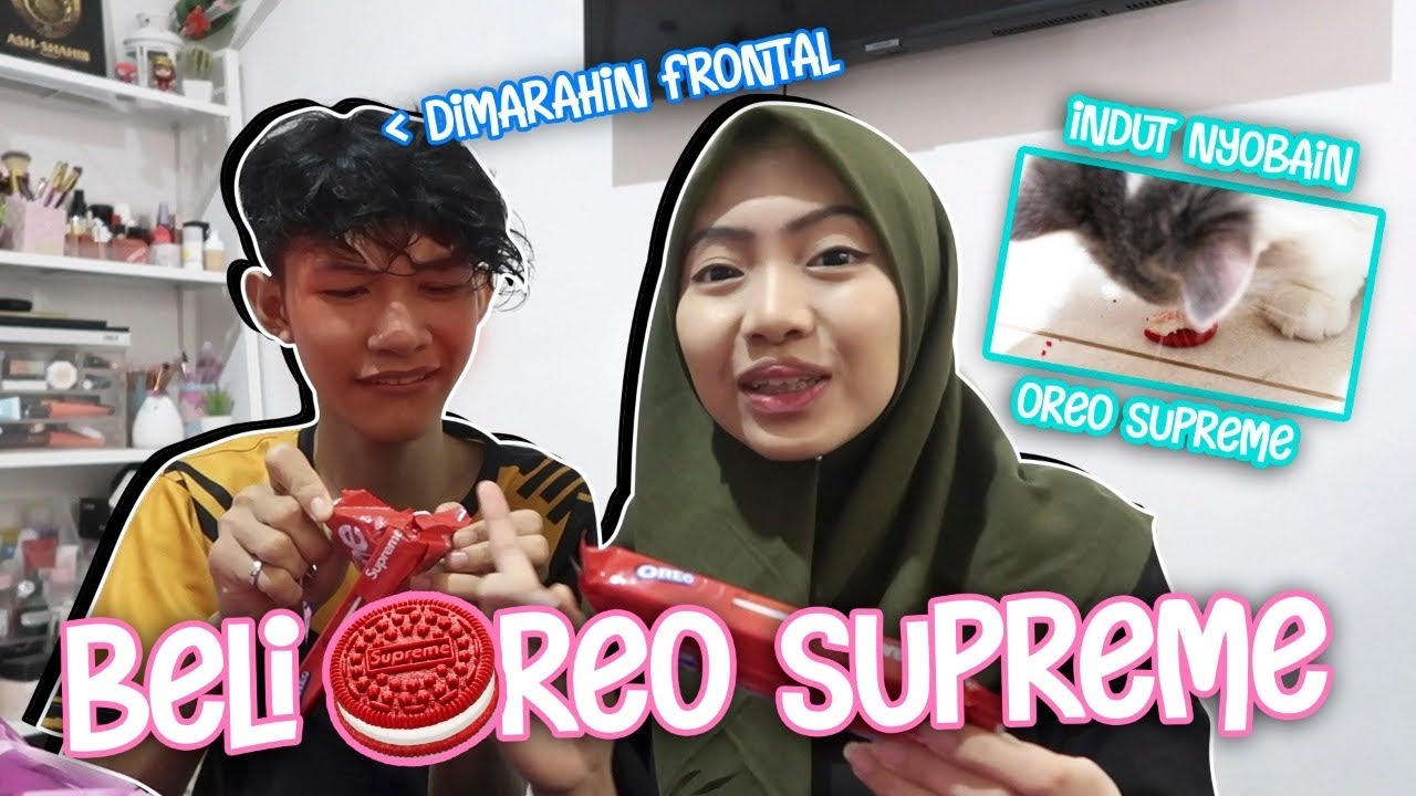 Gagal Prank FrontaL - Oreo Supreme