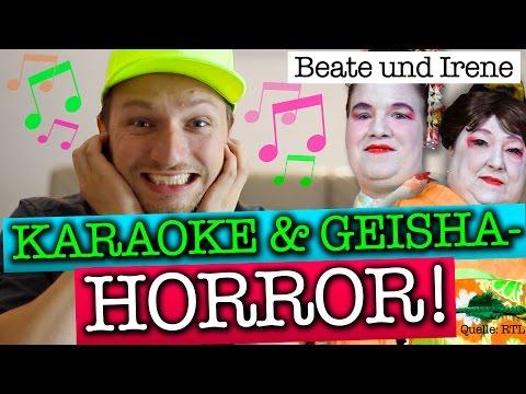 Beate und Irene: Karaoke & Geisha-HORROR (Folge 4 RTL)