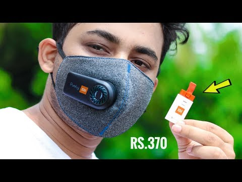 7 XIAOMI ELECTRONIC GADGETS INVENTIONS ▶ Mi Ka Robot Mask & Smart Chip Rs.370 to 500 Rupees