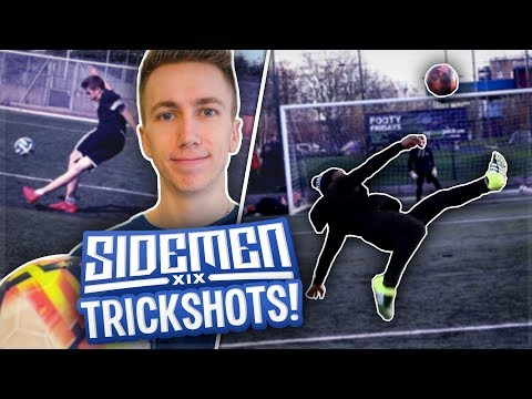 GREATEST EVER SIDEMEN TRICKSHOTS!