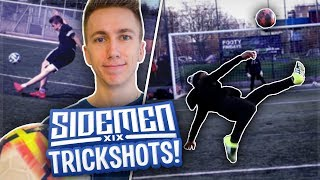 GREATEST EVER SIDEMEN TRICKSHOTS! Video