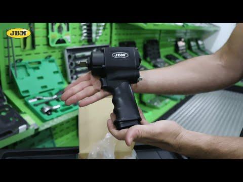 """JBM 52981 - Pistola de impacto 1/2"""" 1356NM"""