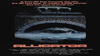 """Lewis Teague's """"Alligator"""" (1980) Film Reviewed By Inside Movies Galore"""