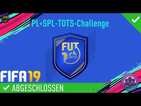 *50K SET* PREMIER LEAGUE & SPL-TOTS-CHALLENGE SBC! [BILLIG/EINFACH] | DEUTSCH | FIFA 19