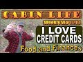OFF GRID CABIN LIFE    How To Get FREE FOOD & FREE MONEY Just By Paying Your Bills