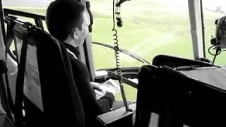Louis en Hélicoptère