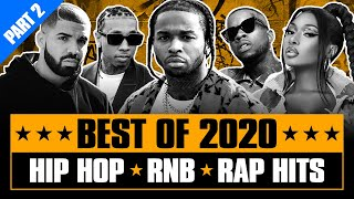 🔥 Hot Right Now - Best of 2020 (Part 2)   Best R&B Hip Hop Rap Songs of 2020   New Year 2021 Mix