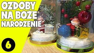 DIY | Zrób to sama - Ozdoby świąteczne - Boże Narodzenie | Christmas Ornaments