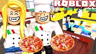 YOU WANT to OPEN an ITALIAN RESTAURANT in ROBLOX! (Roblox Restaurant Tycoon)-Vito and Bella
