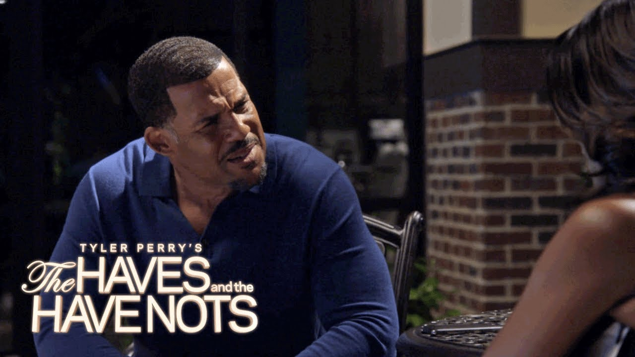 Download Veronica Tells David the Truth about Jeffery | Tyler Perry's The Haves and the Have Nots | OWN