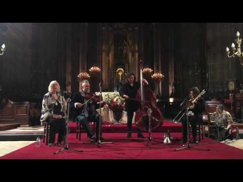 Christiane Bopp, Joëlle Léandre, Mat Maneri & Maggie Nicols @ Église Saint-Eustache 11-28-16