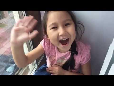 """Мой клип в моем исполнений/Песня из мультика Чучело-Мяучело """"Утро""""/ Princess Aizere"""