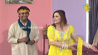 Sajan Abbas and Nargis stage Drama Billo Rani Full Comedy Clip