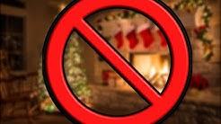 Wieso ist Weihnachten für Christen verboten?