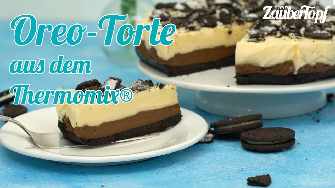Oreo Torte Aus Dem Thermomix Tm5 Tm31 Youtube