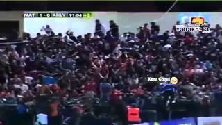 mat vs Al Ahly 1-0  2015 2017 Video