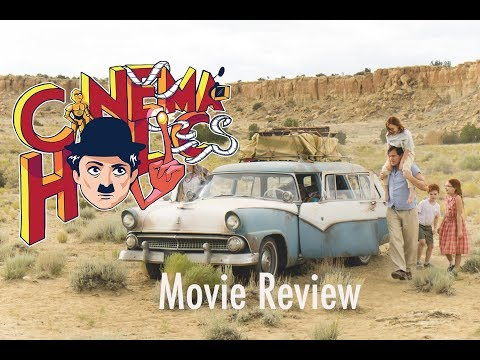 The Glass Castle - Movie Review