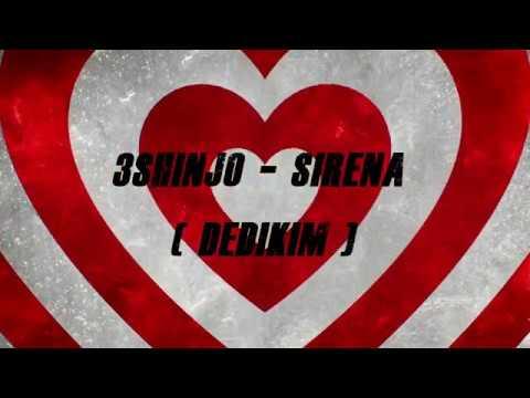 3Shinjo - Sirena ( Prod. Bo. Beatz )