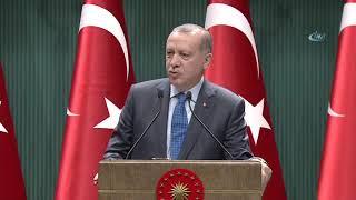 Cumhurbaşkanı Erdoğan'dan Müslüman Ülkelere Çağrı
