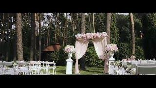 Backstage организации свадьбы от свадебного агентства