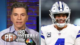 What Dak Prescott's extension could look like with Dallas Cowboys   Pro Football Talk   NBC Sports