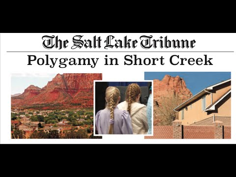 Trib Talk Live: Polygamy in Short Creek