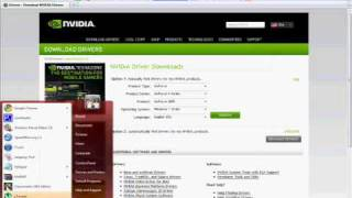how to update your nvidia graphics card driver