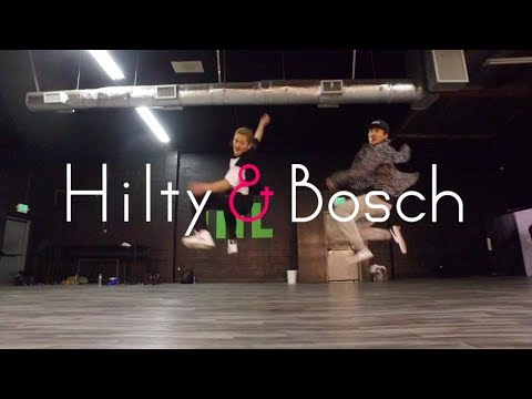 Olly Murs - Wrapped Up / choreographed by Hilty & Bosch
